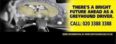 Greyhound Cars logo