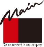 株式会社メインのロゴ