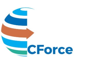 CForce Business and People Solutions logo