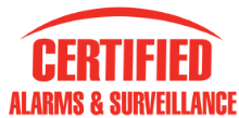 Certified Alarms and Surveillance