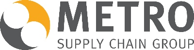 Metro Supply Chain logo