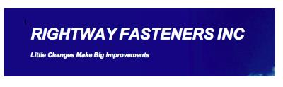 Rightway Fasteners