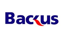 logotipo de la empresa Backus