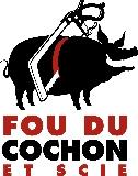 Logo Fou du cochon et Scie