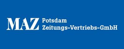 MAZ Potsdam Zeitungs-Vertriebs-GmbH-Logo