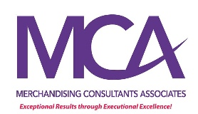 Merchandising Consultants Associates (MCA)