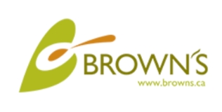 Brown's Fine Food Services logo