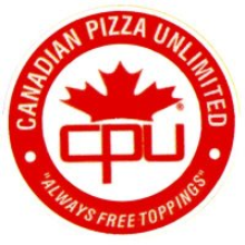 Canadian Pizza Unlimited logo