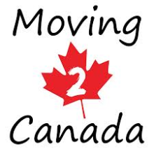 Moving2Canada Recruitment logo