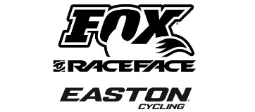 Logo Fox Race Face Easton