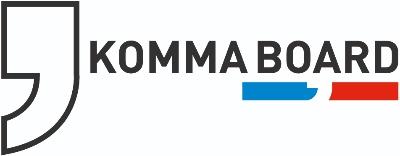 Komma Board logo