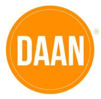 Logo van Daan