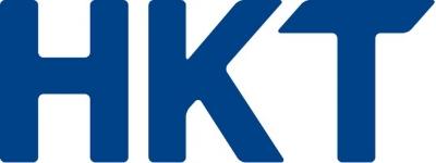 HKT 香港電訊 logo