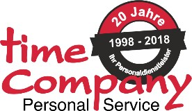 time company Personal Service GmbH-Logo