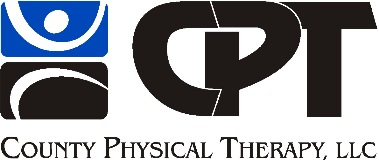 County Physical Therapy logo