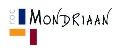 Logo van ROC Mondriaan