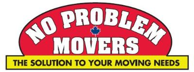No Problem Movers logo