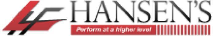 Logo Hansen's.