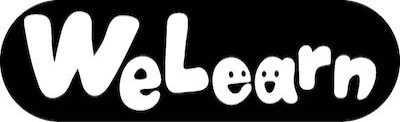 WeLearn株式会社のロゴ
