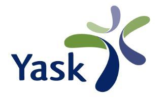 Logo van Yask