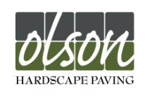 Olson Paving logo