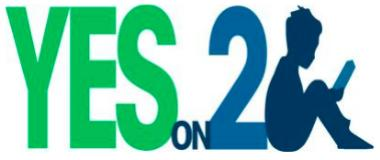 Yes on 2: Campaign for Fair Access to Quality Public Schools