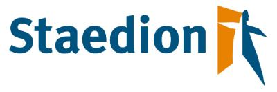 Logo van Staedion