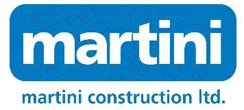 Logo Martini Construction Ltd.