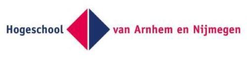Logo van Hogeschool van Arnhem en Nijmegen