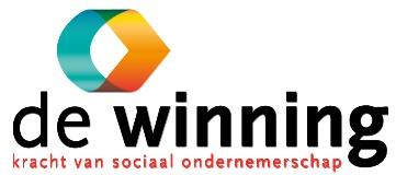 De Winning logo