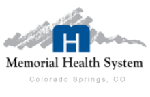 Memorial Health System, Colorado Springs, CO logo