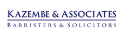 Kazembe & Associates, Barristers and Solicitors