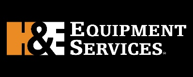 H&E Equipment Services logo