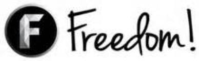 logotipo de la empresa Freedom