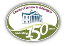 County of Lennox and Addington logo
