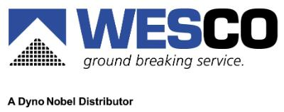 Western Explosives Systems Company / WESCO Equipment Operator