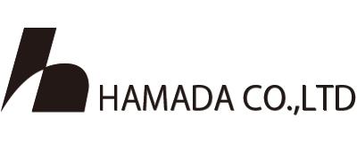 株式会社浜田のロゴ