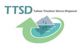 Tahoe Truckee Sierra Disposal