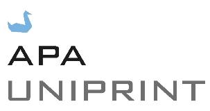 APA UNIPRINT BASIM TİC.VE SAN. A.Ş.'in logosu