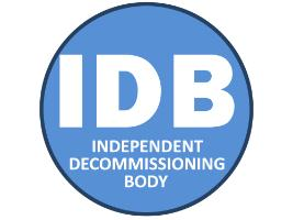 independent decommissioning body idb finance coordinator