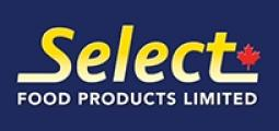 Logo Select Food Products Ltd.