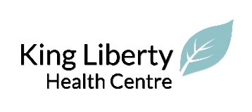 King Liberty Health Centre logo