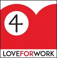 Logo Love For Work- Agenzia per il Lavoro