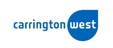 Carrington West logo