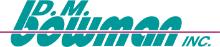 D.M. Bowman, Inc.