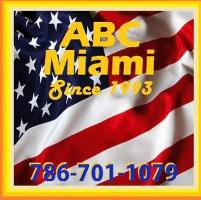 ABC Downtown Miami Local and Long Distance Movers logo