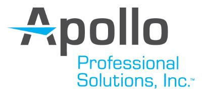 Apollo Professional Solutions, Inc