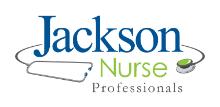 Jackson Nurse Professionals logo