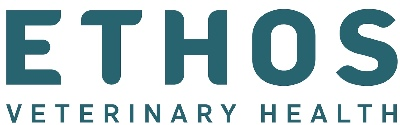 Ethos Veterinary Health logo