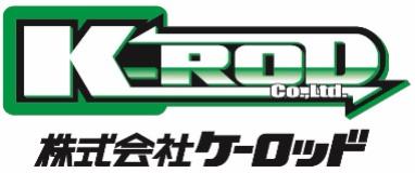 株式会社ケーロッドのロゴ